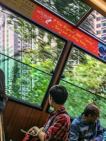 Peak Tram Mid Level